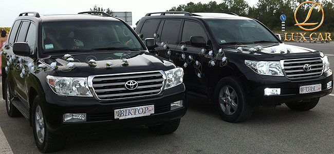 прокат авто Toyota Land Cruiser L200